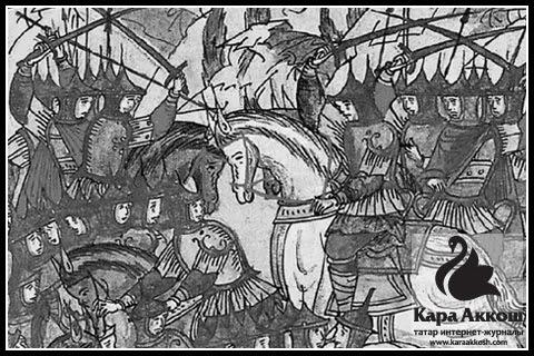 Битва при Белеве. 1437 год