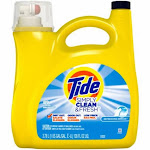 Tide 443117 Simply Clean and Fresh Liquid Detergent, 128 Ounce