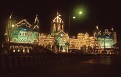 150 years VIctoria Terminus or Chhatrapati Shivaji Terminus by firoze shakir photographerno1