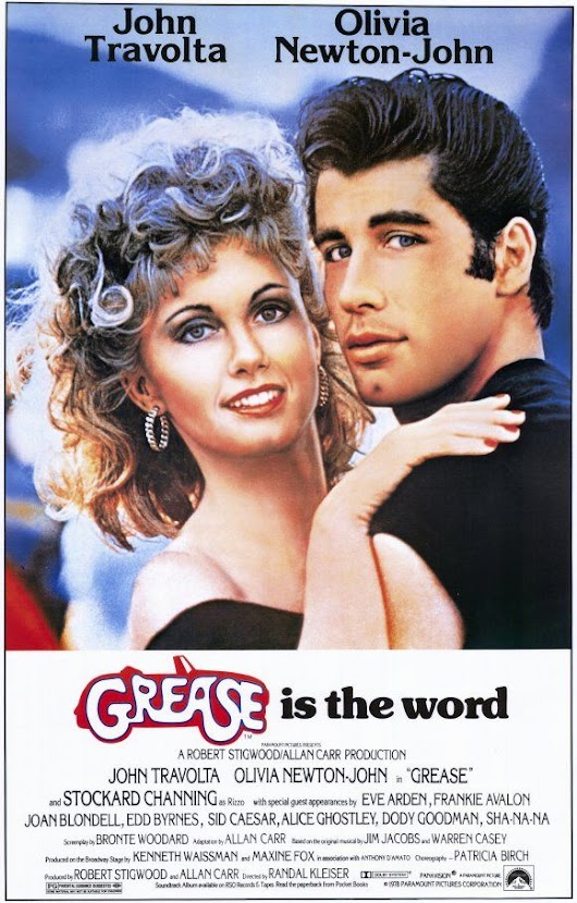A Few Things You May Not Know About the Movie Grease