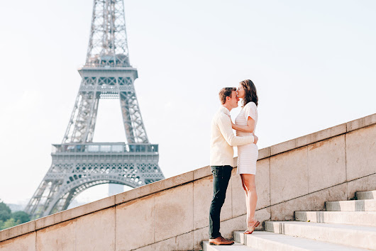 Kaitlyn & Kohlmann | Paris Photographer Surprise Proposal
