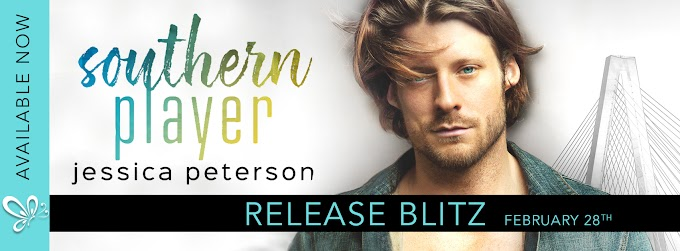 Release Blitz Southern Player by Jessica Peterson