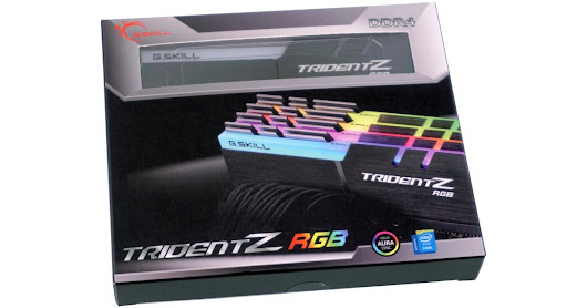 G.SKILL TridentZ RGB DDR4-3600 32GB Memory Kit Review