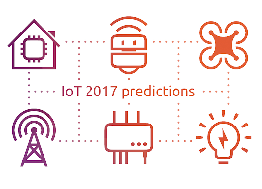 IoT Predictions for 2017 by @Canonical | #IoTuesday