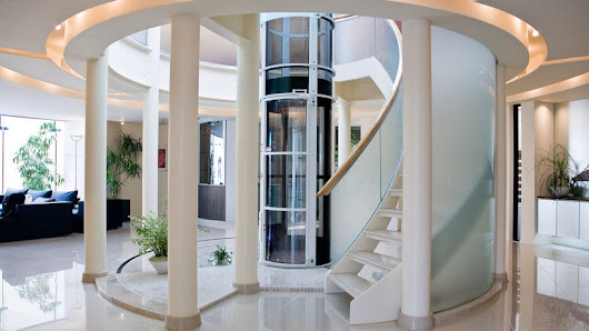 Move to any floors by using the stunning residential lifts