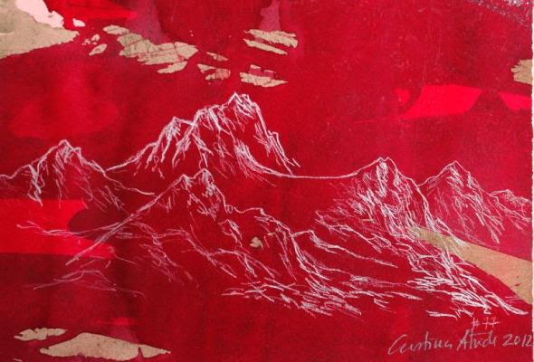 Mínimos detalhes de paisagem | 2015 | Cristina Ataíde (cortesia da artista)