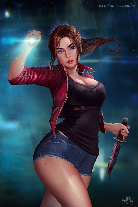 Claire Redfield Sexy - Hot 12 Pics | Beautiful, Sexiest