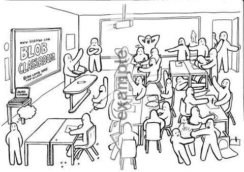 Blob Classroom