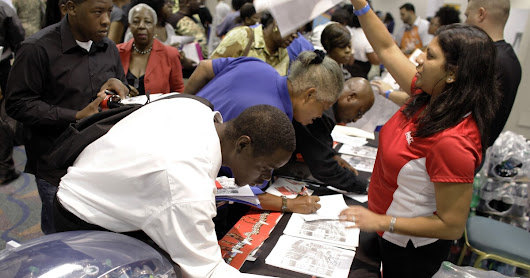 Black unemployment rate hits new record low in May