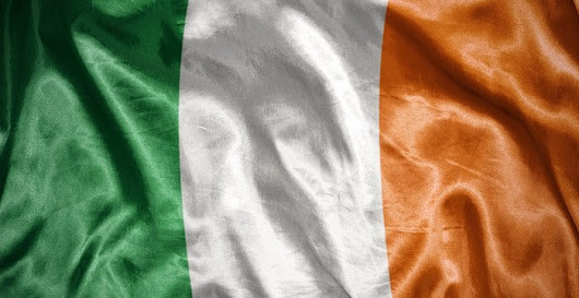 Top 10 Irish Blogs | Vuelio