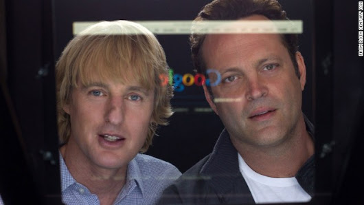 Why Google loves 'The Internship'