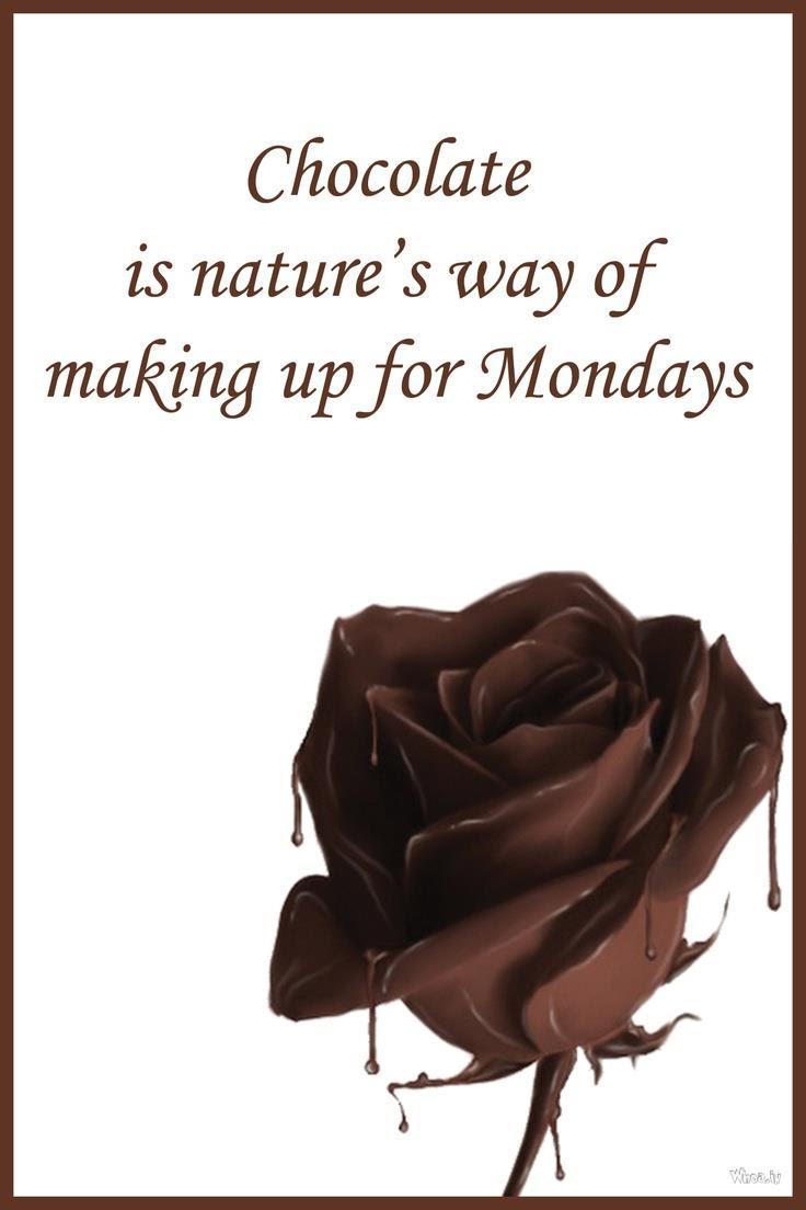 Chocolate Rose Quotes