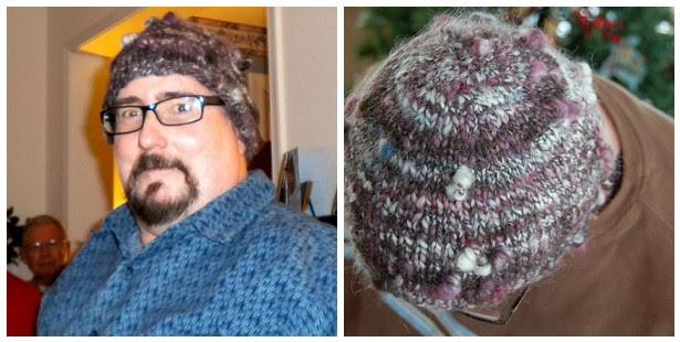 William's hat