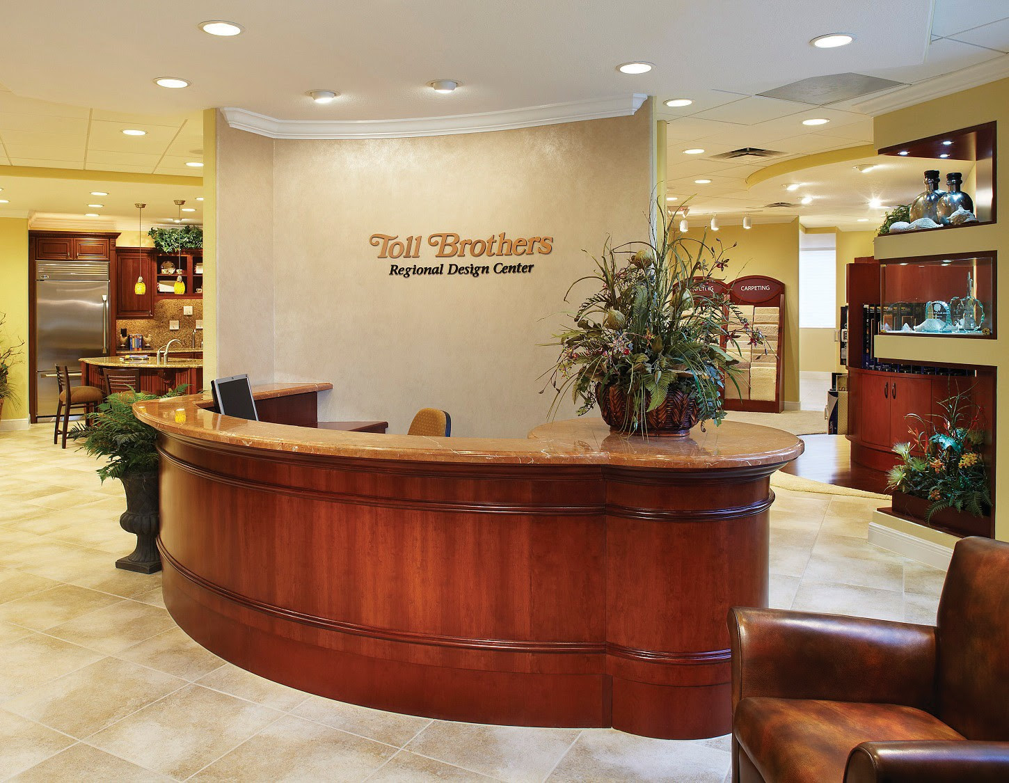 Toll Brothers Opens New Design Studio Palm Beach Florida Weekly