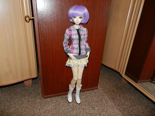 Sayuri's new look by PerlaNemesis