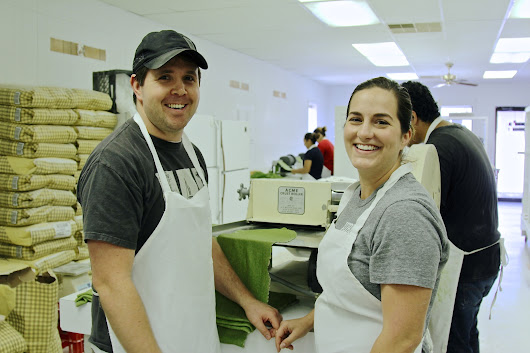 Meet Lucius and Alison Mhoon, owners of Pozza's Pasta. - nwafoodie