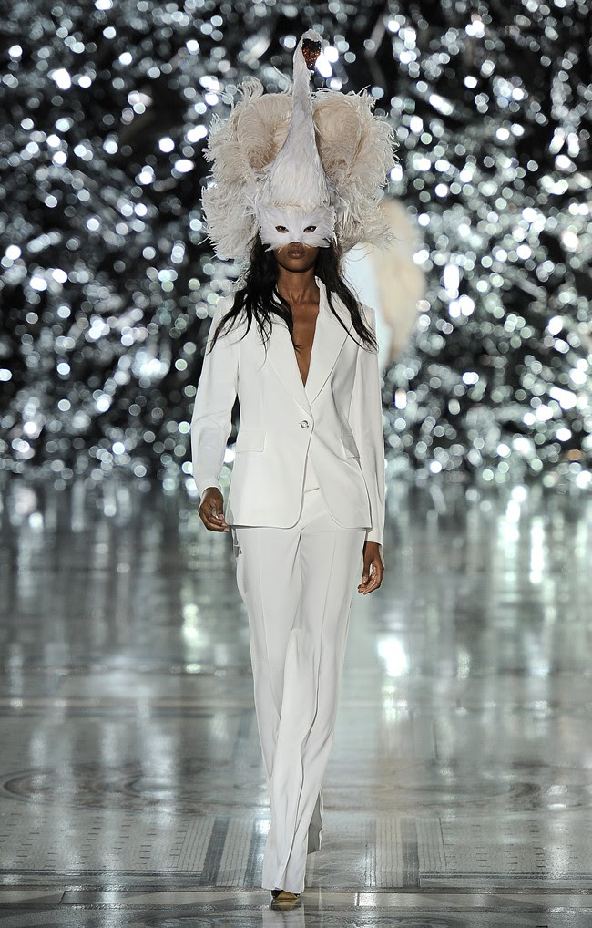 3 - Giles SS12 look 1