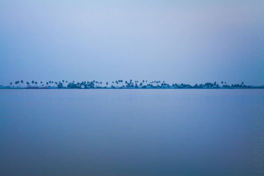 Alappuzha Backwaters at Dawn · Happy Feet!