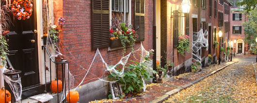 Get Into the Halloween Spirit with This Spooky-Scary Haunted House