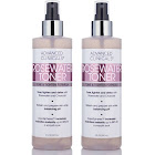 8oz Advanced Clinicals Rosewater Toner with Charcoal and Aloe Vera. Balancing pH Formula Detoxifies and Hydrates Skin and Improves Overall Skin Tone.
