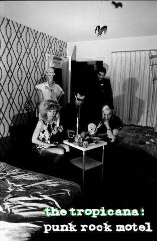 punk rock motel cramps