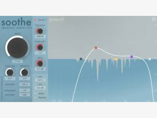 Soothe VST plugin - Audio processing