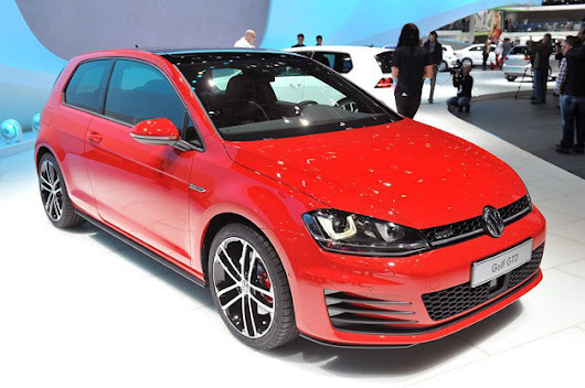 VW confirms Golf GTD diesel coming to US for 2016