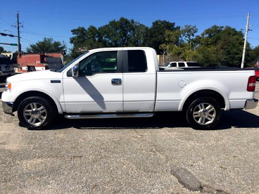 Used 2007 Ford F-150 Lariat SuperCab 2WD for Sale in Pensacola FL 32502 Bill Haven Cars Inc