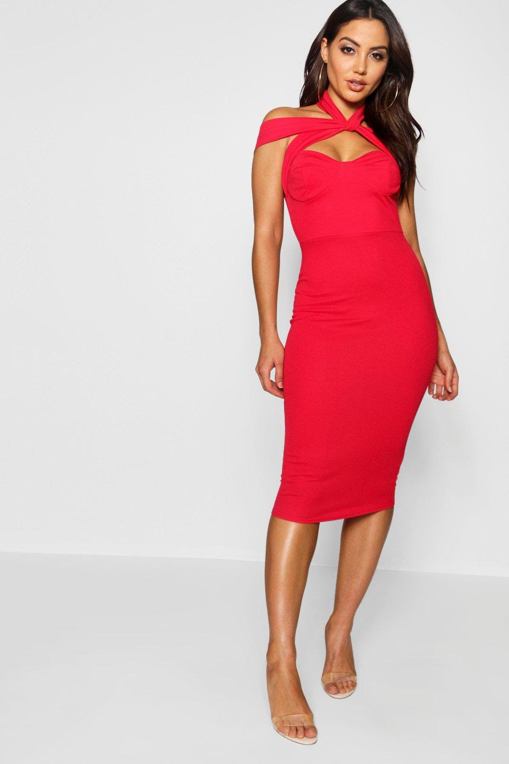 Teen up dress women bodycon where for burnt pink