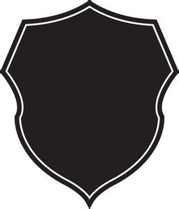 shield vector element royalty  stock image