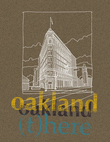 Oakland series urban field notes by douglaswittnebel