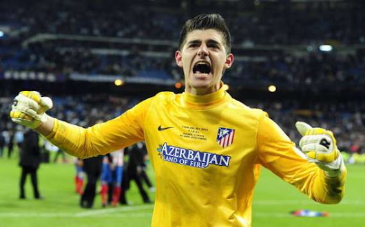 Whoever I play for, I want to be No.1 - Courtois