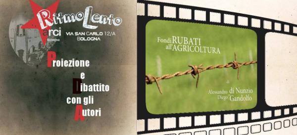 Fondi rubati all'agricoltura: venerdi 16 dicembre a Bologna