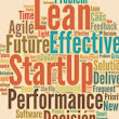 Business Process Improvement with Lean Startup