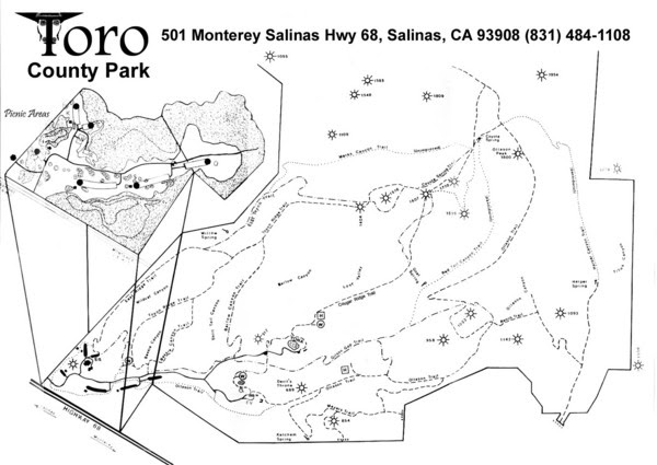 Image Result For Map Monterey