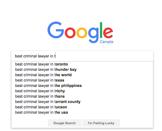 """The Best Criminal Lawyer in Toronto"" …and other marketing falsehoods 