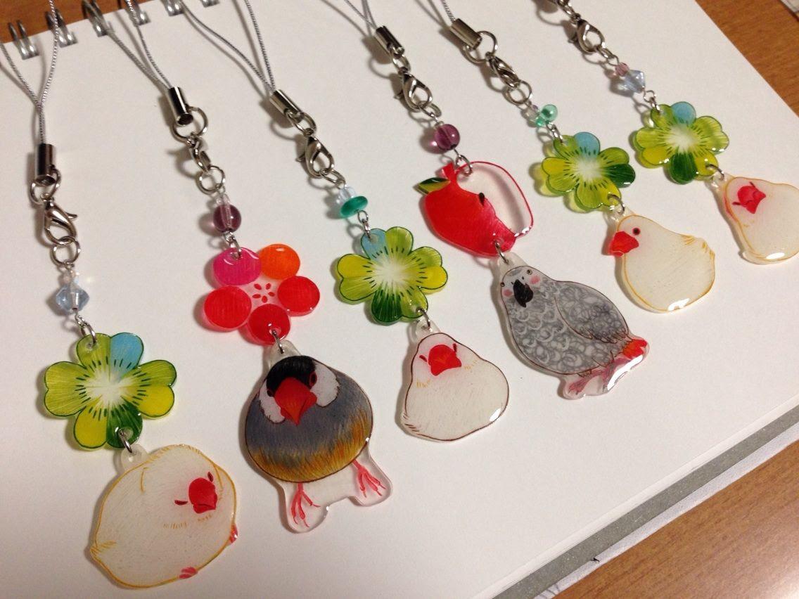 鳥とイラスト好き コトリブラボー2014年01月