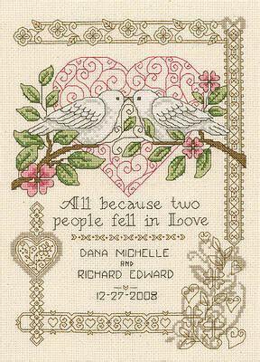 Wedding   Cross Stitch Patterns & Kits   123Stitch.com