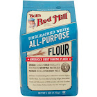 Bob'S Red Mill Natural Foods Unbleached White All-Purpose Flour 5 Pound (4 Pack)