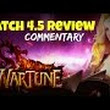EchogazeGaming: Wartune Patch 4.5 Review The Narrandera Remains
