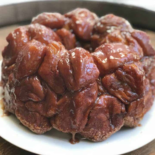 Monkey Bread Recipe {the easiest!} - Princess Pinky Girl