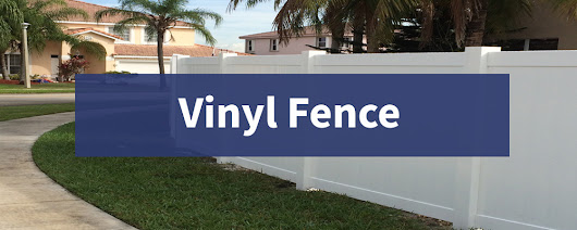 5 reasons to Install PVC Fence in Broward County, FL