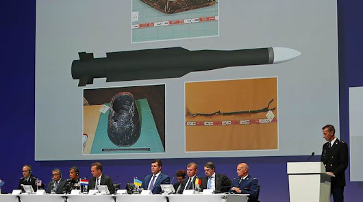 MH17 Flight Shot Down by Missile came from Russia, says Investigation - Updates Junction