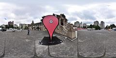 Google Maps Marker in Tokyo