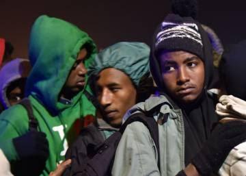 La Jungla de Calais, un infierno en la tierra de asilo