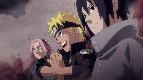 Naruto Storm 4 divulgou Gameplay com Trio Protagonista