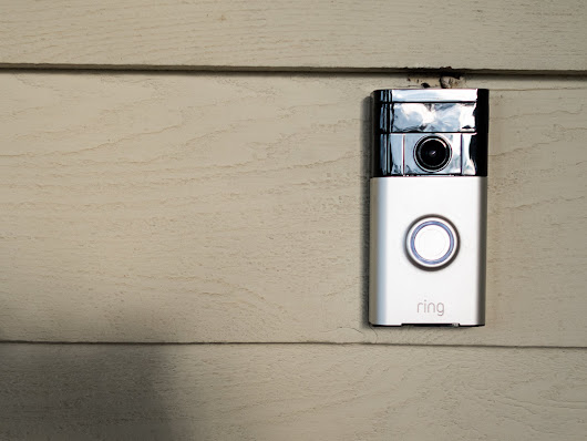 Some Ring Doorbell Pro users could temporarily see other people's houses