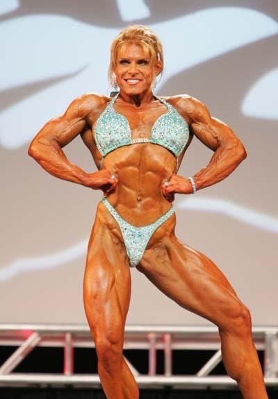 6- Extreme Bodybuilding - Stephanie Kessler