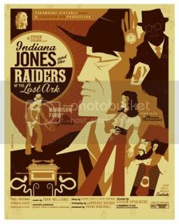 Friday Fixation: Tom Whalen Movie Posters