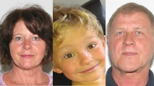 Amber alert issued in Calgary after 5-year-old boy, grandparents reported missing
